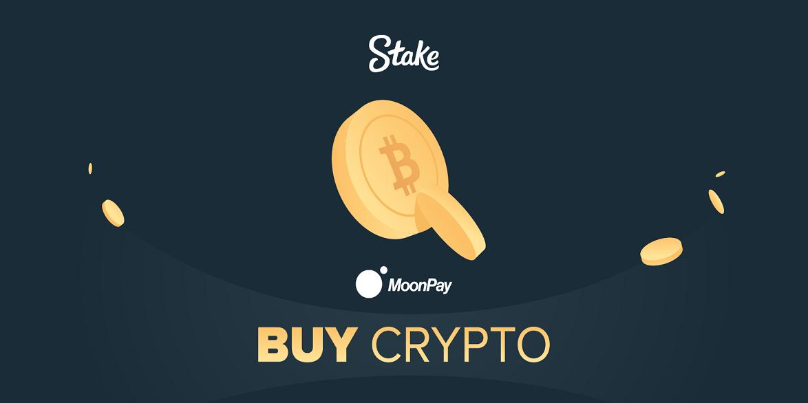 Cara membeli crypto di Stake - Stake blog